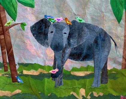 Mabells Zoo Elephant