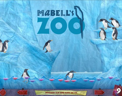 Mabells Zoo Penguins
