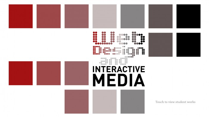 Web Design Interactive Media Signage